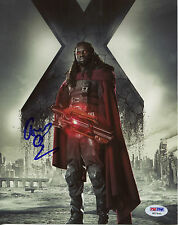 Omar Sy signed autographed X-Men: Days Of Future Past 8x10 Photo PSA/DNA w37440