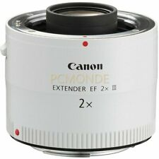 Canon EF 2.0X III Telephoto Extender for Canon Super Telephoto Lenses (4410B002)