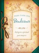 BENDICIONES PARA CADA DFA / EVERYDAY BLESSINGS - CURRINGTON, REBECCA - NEW BOOK