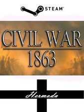 Civil War: 1863 Steam Key - for PC or Mac (Same Day Dispatch)