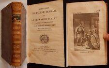 P/ Histoire de Pierre Terrail dit LE CHEVALIER BAYARD G.de Berville (Vabo 1824)