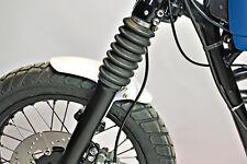 "JVB-moto garde-boue YAMAHA sr500 'D-TRACK' Avant 18"" alu-support pointés Tracker"