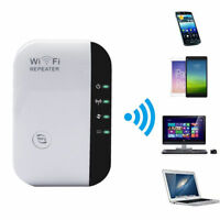 300Mbps Wireless WiFi Repeater Extender AP WI-FI Signal Range Amplifier Booster