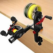 Plusinno Fishing Line Spooler Spooling Station System Machine Assorted Colors