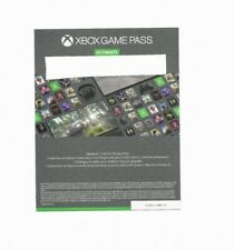 Xbox Game Pass Ultimate 14 Days Free Xbox Live Gold Card Series X/S One Windows