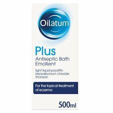 Oilatum Plus Bath Emollient 500 Ml