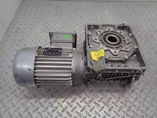 MAK M80B4 MOTOR 1740 RPM 230/460V W/ SITI MU90M6