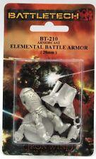 Battletech BT-210 Armorcast Elemental Battle Armor (28mm) Mechwarrior Infantry