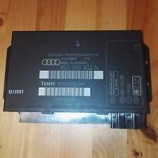 AUDI a4 b6 Modulo Di Controllo Comfort Centrale 8e0959433al