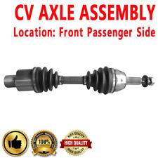 FRONT RIGHT Passenger Side CV Axle Drive Shaft ASSEMBLY For FORD EXPLORER RANGER