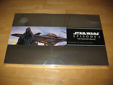 '99 Star Wars Episode I: The Phantom Menace 20 Lithograph Set Brand New! Sealed!