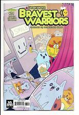 BRAVEST WARRIORS # 31 (KABOOM! STUDIOS, SUBSCRIPTION VARIANT, APR 2015), NM NEW