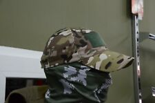 Tactical Russian Army Ball Cap, Baseball Cap Camo, Multicam, Ripstop