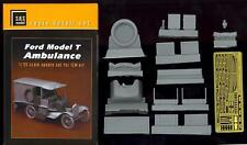 SBS Models 1/35 FORD MODEL T AMBULANCE Resin & Photo Etch Detail Set