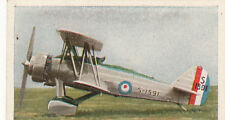 N°168 Royal Air Force Aircraft Armstrong AW 16 World War Germany WWI 30s CHROMO