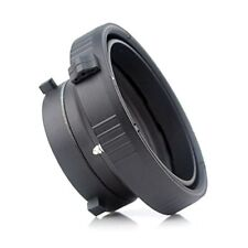 PhotR Bowens S-Type To Elinchrom Converter Ring Adapter Flash Softbox Studio Fit