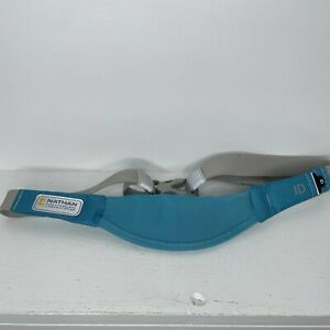 Nathan Human Propulsion Laboratories ID Compartment Reflective Running Belt