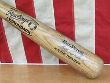 Vintage Rawlings Adirondack Wood Baseball Bat Pro Ring Greg Luzinski Model 34""