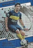 2017 Panini Revolution Soccer - Infinite Parallel - Boca Juniors - 165-169