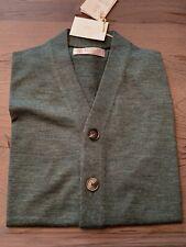 Brunello Cucinelli Cashmere Waistcoat Vest Cardigan Jumper Jacket 54 Xx
