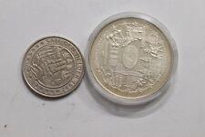 LIBERIA 5 DOLLARS 2001 + 2 EURO SAIL DEN HELDER 1997 A98 WK39