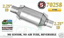 "70258 Eastern Universal Catalytic Converter Standard 2.25"" 2 1/4"" Pipe 10"" Body"