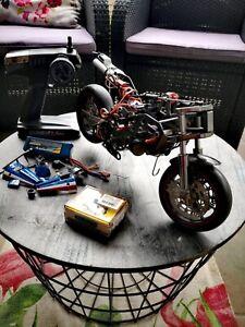 1/5 RC Moto Thermique DUCATI Giant Nitro Sprinter Super Bike