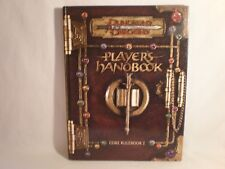 Dungeons and Dragons Player's Handbook Core Rulebook I- Used