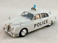 Jaguar MK II British Police Car with Display case,Scale 1:43 by DeAgostini