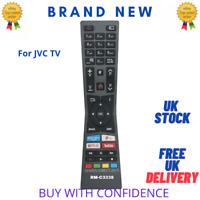 New Remote Control for JVC Smart LED TV LT-24C690