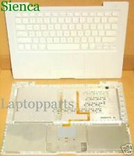 "Genuine Macbook A1181 A1185 13"" Laptop Top Case Palmrest US Keyboard White KY81"
