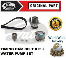 SKODA FABIA 1.4TDi  1.9TDi  2003--> NEW TIMING CAM BELT SET + WATER PUMP KIT