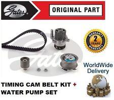 VW PASSAT 1.9TDI 8V 2005-2008 NEW GATES TIMING CAM BELT + WATER PUMP KIT