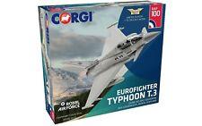 CORGI AVIAZIONE 1/72 AA36409 Eurofighter Typhoon T.3 ZK380 100 anni della RAF