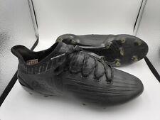 Adidas x 16.1 FG UK 8 US 8.5 Mania Predator Primeknit purecontrol ace Blackout
