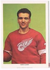 1963-65 Chex Photo Hockey Card Norm Ullman