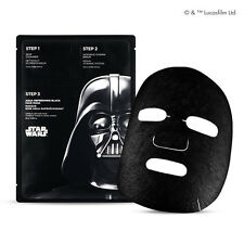 [The FACE Shop] Aqua Refreshing Black Face Mask
