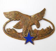 Insigne militaire a identifier. (AV605)