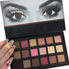 18 Farben Schimmern Matte Lidschatten-Palette Make-up Kosmetik Make-up Geschenk