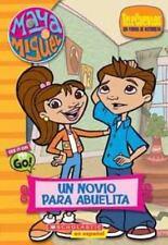 Maya & Miguel: The Matchmaker (Un Novio Para La Abuela) - LikeNew - Tobin, C -