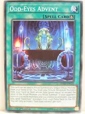 Yu-Gi-Oh - 2x #c015 Odd-Eyes Advent-ledd-Legendary Dragon ponts 3