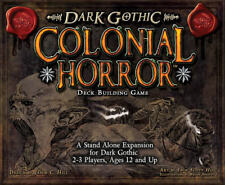 Colonial Horror - Stand Alone Expansion for the Dark Gothic Card Game