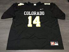 Colorado Buffaloes Nike Jersey Men's XL #14 90's NCAA Football