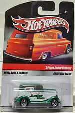Hot Wheels 2009 - HW Delivery: Sweet Rides 02/15 - '34 Ford Sedan Delivery