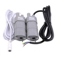 DC 12V 5M Submersible Pump Immersible Pump Under Water Pump Bath Pump 600L/H