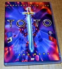 TOTO - GREATEST HITS LIVE AND MORE - DAVID PAICH