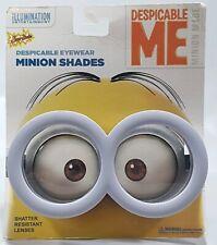 Despicable Me Minion Goggles Novelty Shades Costume Party Sunglasses Glasses Bob
