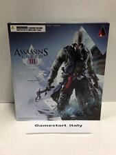 ASSASSIN'S CREED PLAY ARTS NEW - CONNOR - ACTION FIGURE - NUOVA NEW - 28 CM