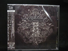 NIGHTWISH Endless Forms Most Beautiful JAPAN SHM CD After Forever W.Temptation