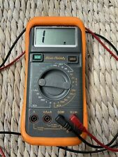 Blue Point Multimeter With Leads Eedm503a
